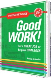 Good Work! Facilitator's Guide Book Cover