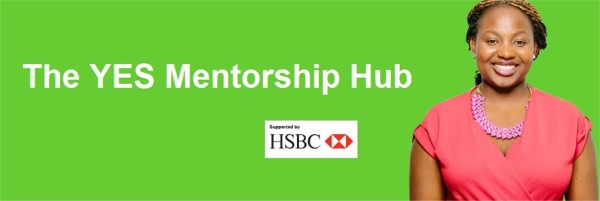 YES Mentorship Hub Logo